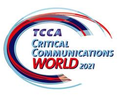 TCCA Critical Communications World 2021 Logo